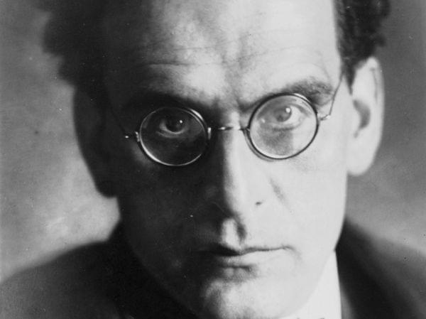 picture of German-born conductor and composer Otto Klemperer.