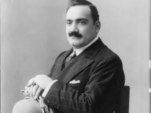 Enrico Caruso, 1873-1921