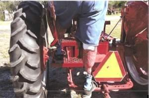 Farmer with disability