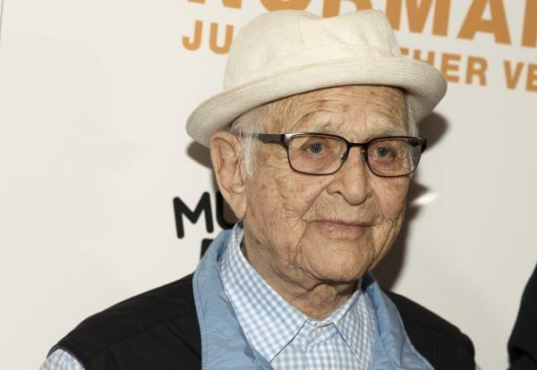 "Norman Lear attends the premiere of, ""Norman Lear: Just Another Version of You"", at the Walter Reade Theater on Thursday, July 7, 2016, in New York."