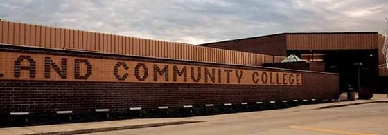 Richland Community College entrance.