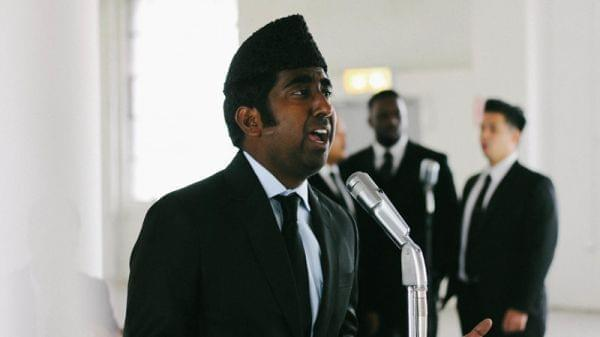 Zeshan Bagewadi's new album combines American funk and soul with Punjabi lyrics.
