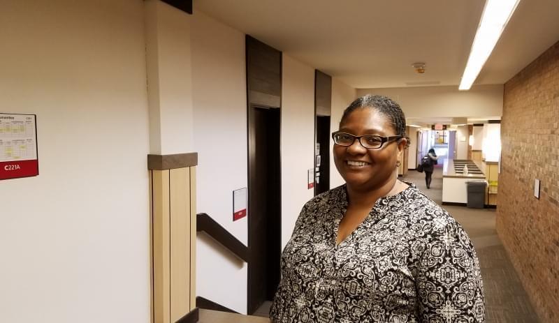 Parkland College Trustee-Elect Rochelle Harden