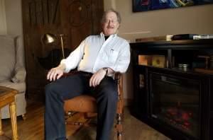DeParting Champaign City Council member Michael La Due.