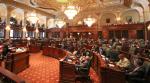 The Illinois House floor.