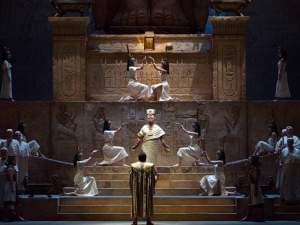 Aida performed by the Metropolitan Opera.
