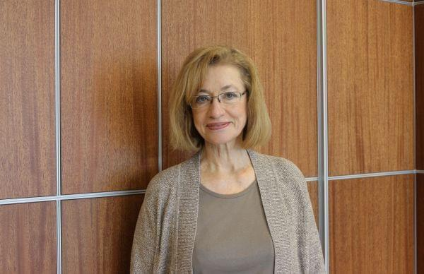 Urbana Mayor Laurel Prussing, who ends 12 years in office Monday night.