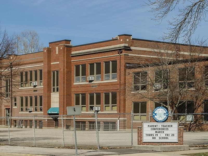 Dr Howard School in Champaign