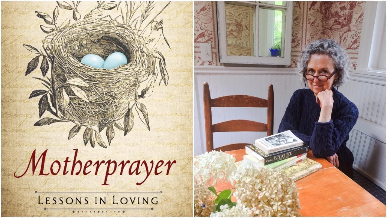 Motherprayer book and author Barbara Mahany