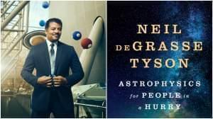 Neil deGrasse Tyson and his new book