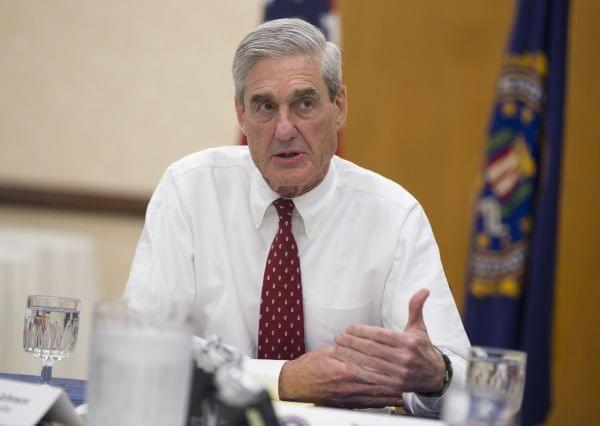 Then-FBI director Robert Mueller in 2013.