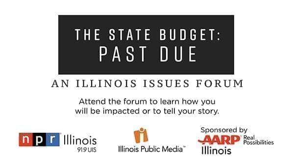 About 75 people attended Wednesday's Illinois Issues forum on the state budget.
