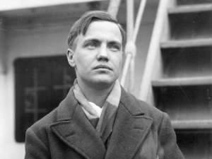 George Antheil in 1922