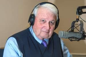 Champaign-Urbana newscaster Dave Shaul