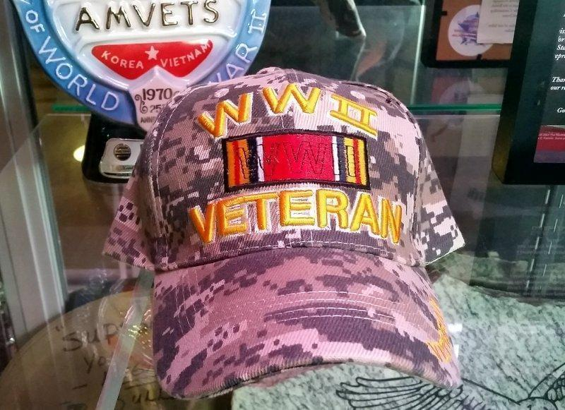 A World War II Veteran hat.