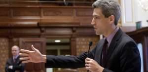 Illinois State Senator Daniel Biss