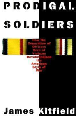 Prodigal Soldiers book cover
