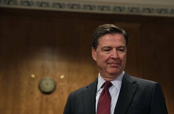 Former FBI Director James Comey is testifying on Thursday before the Senate Intelligence Committee. His opening testimony was released on Wednesday.