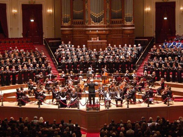 RBO Sinfonia en KCOV Excelsior Amsterdam