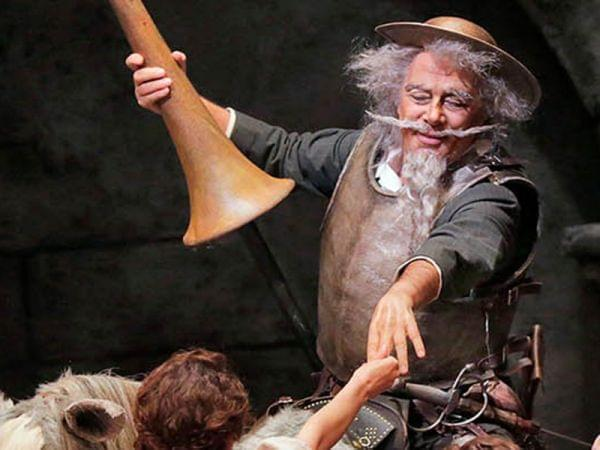 The Lyric Opera of Chicago brings Cervantes' universally beloved dreamer Don Quixote to the operatic stage.