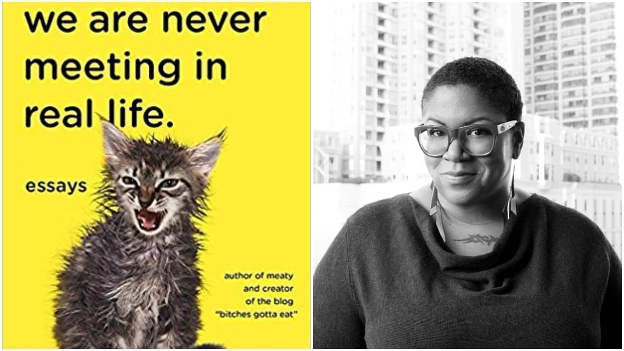 """Chicago author Samantha Irby and her new book, """"We Are Never Meeting in Real Life"""""""