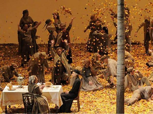 The Lyric Opera of Chicago performs Eugene Onegin