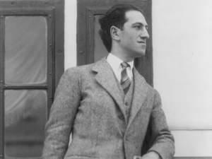 George Gershwin (1898 – 1937), an American composer