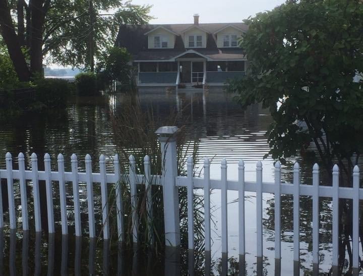 flooding in Northern Illinois