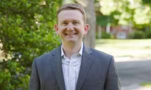 Democratic congressional candidate Erik Jones.