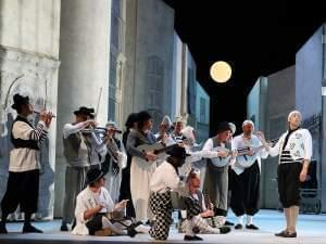 Los Angeles Opera performs The Barber of Seville