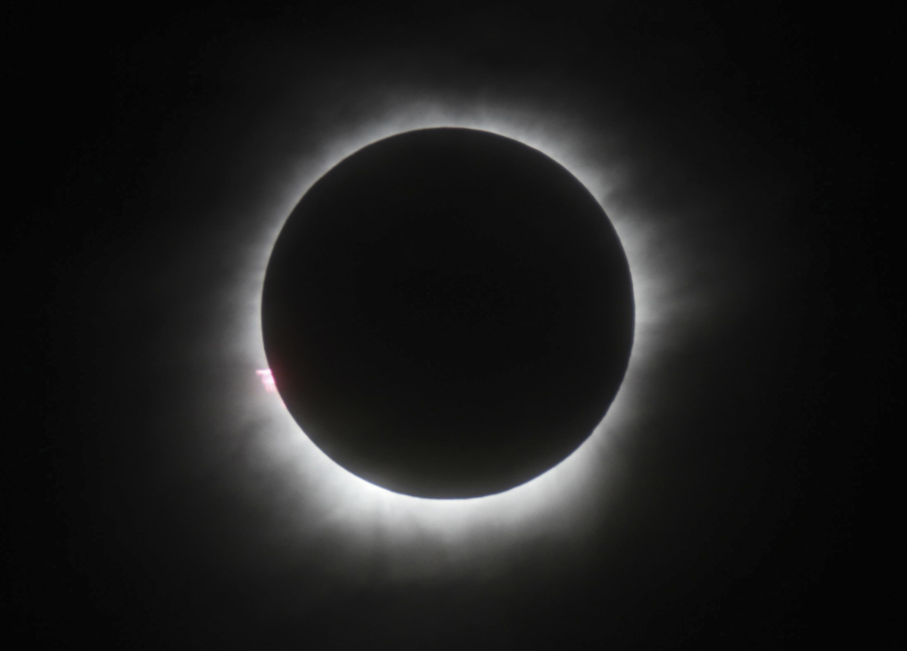 Several small cities in southern Illinois are preparing for visitors to come and see a total solar eclipse on Aug. 21. This will be the first in the mainland U.S. in almost four decades.