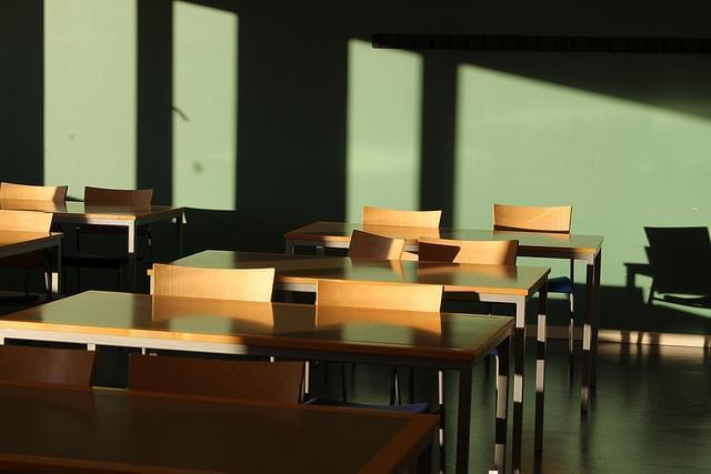 Legislative leaders in Springfield continue to negotiate on school funding.