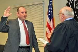 County Auditor John Farney