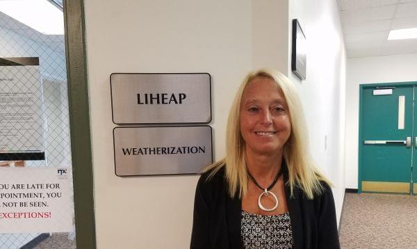 Champaign County LIHEAP Program Manager Dawn Rear.