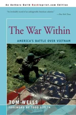 Book cover of The War Within