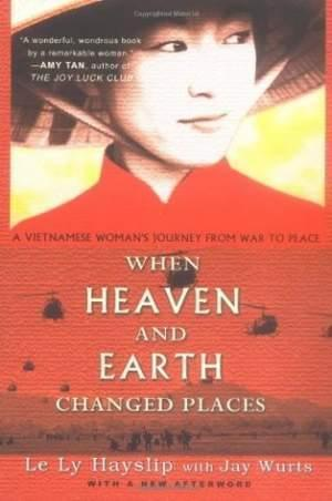 Book cover for When Heaven and Earth Changed Places