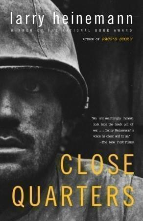 Book cover of Close Quarters