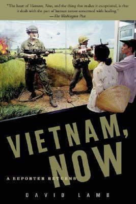Book cover for Vietnam Now