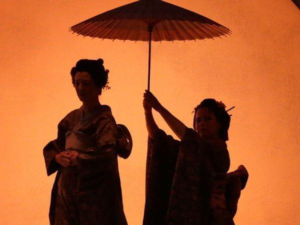 The Los Angeles Opera performs Madame Butterfly.