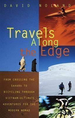 Travels Along the Edge Book cover