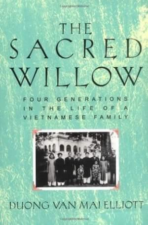 The Sacred Willow book cover