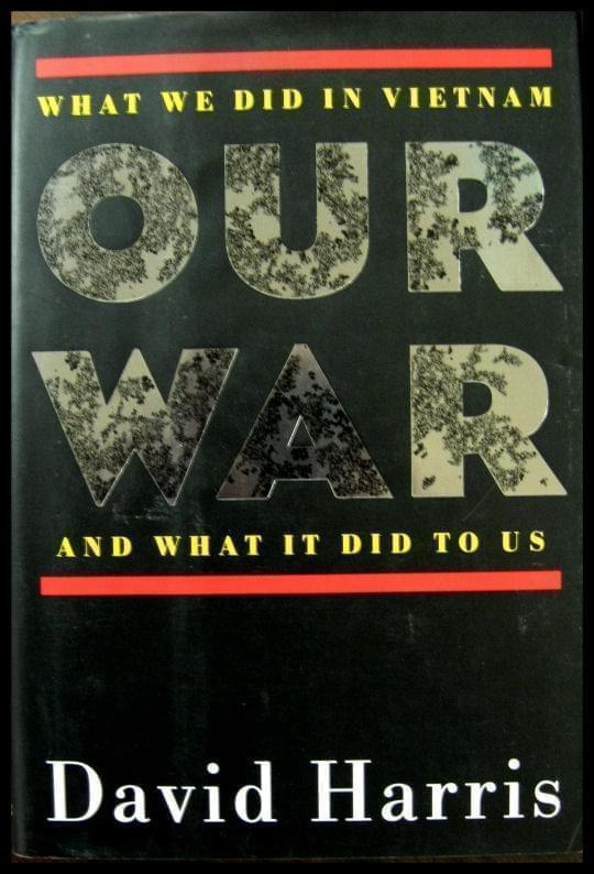 Our War book cover