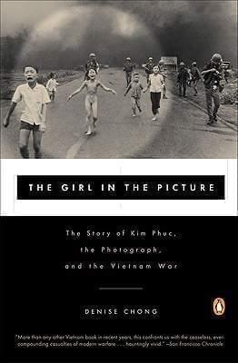 Girl in the Picture book cover