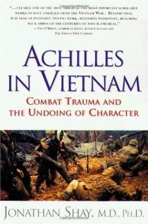 Achilles in Combat book cover
