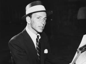 Sinatra in 1955