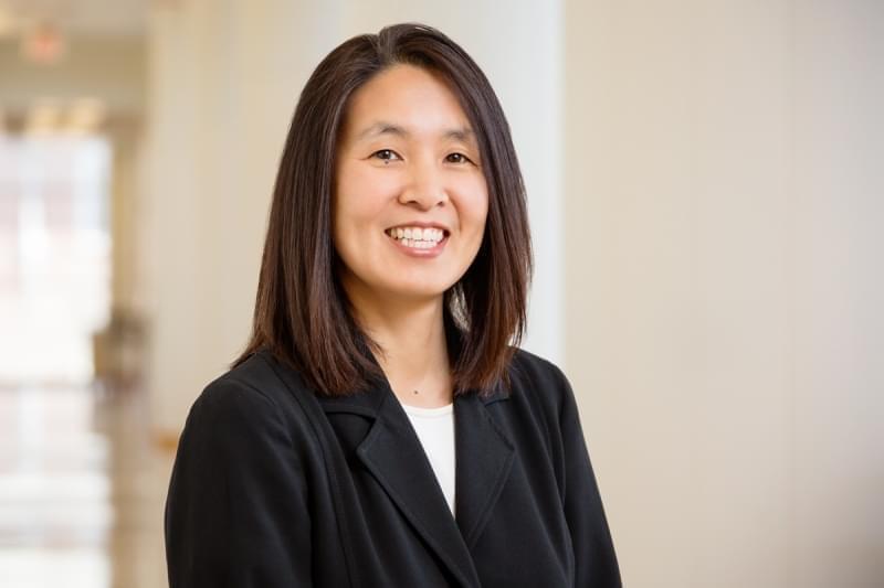 Headshot of Wendy Tam Cho.