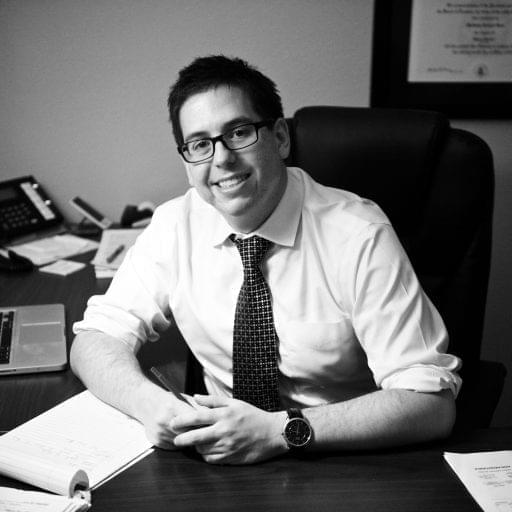 Lawyer Matthew Duco of Spiros Law