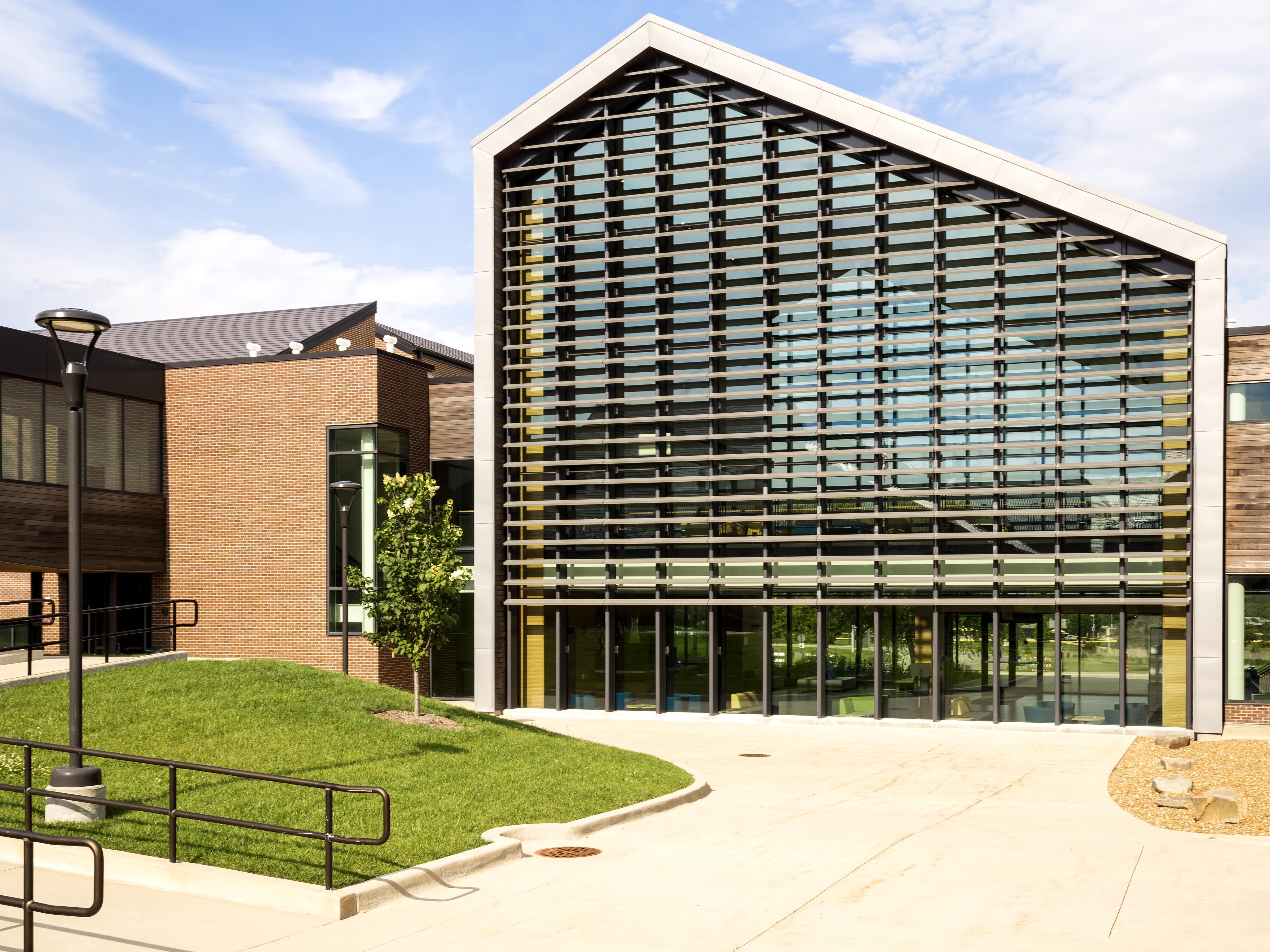 Parkland College in Champaign