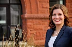 Champaign County Circuit Clerk Katie Blakeman