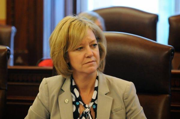 State Representative Jeanne Ives.